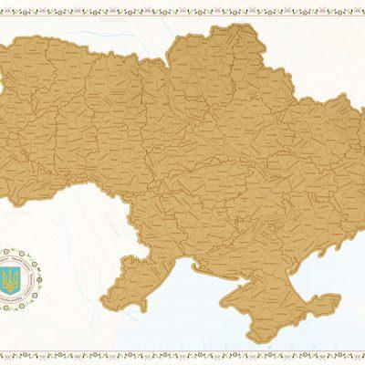 Карта укр заглавная